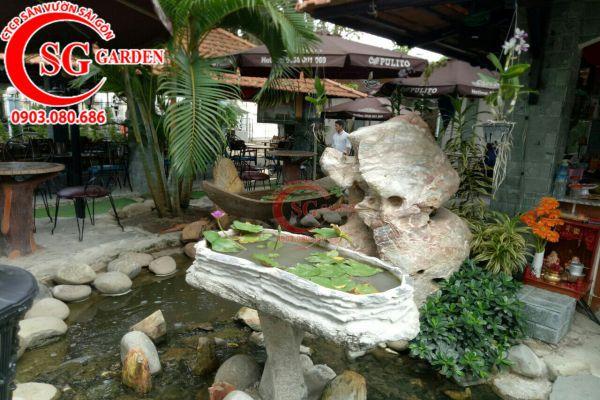 Thi công quán cafe Sinh Viên Quận Bình Tân 6