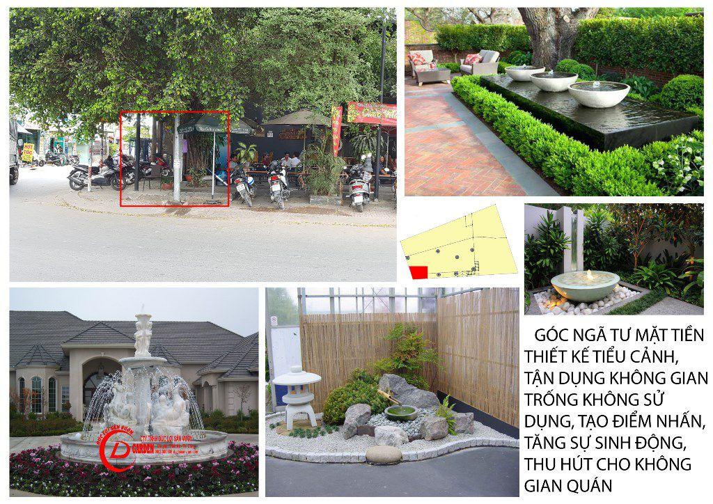 Thiết Kế Cafe Sân Vườn Anh Nam Quận 12 2