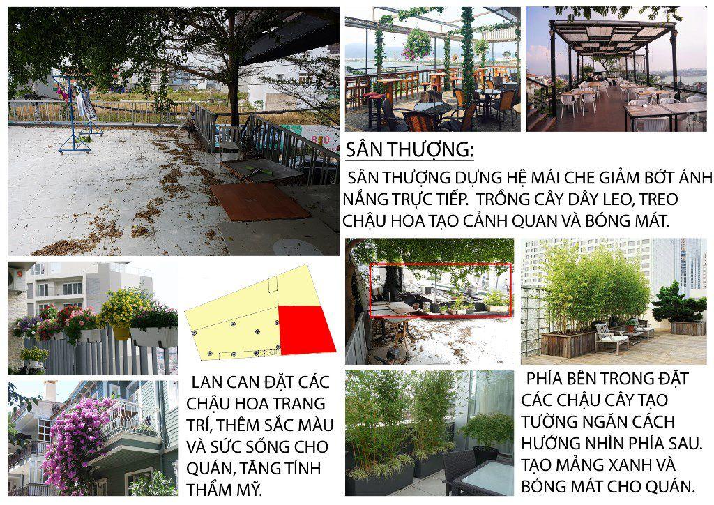 Thiết Kế Cafe Sân Vườn Anh Nam Quận 12 3