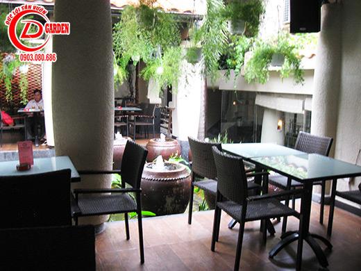 Công Trình Quán Cafe Tino 12