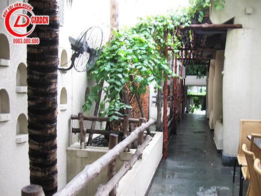 Công Trình Quán Cafe Tino 5