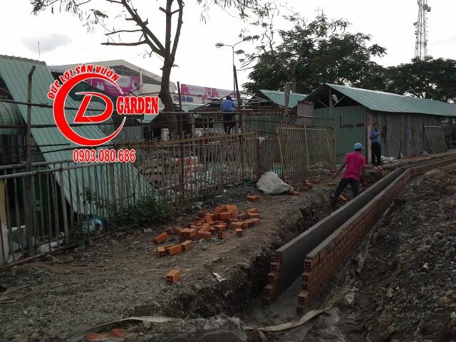 Công trình Công Viên Sân Vườn Cần Thơ 3
