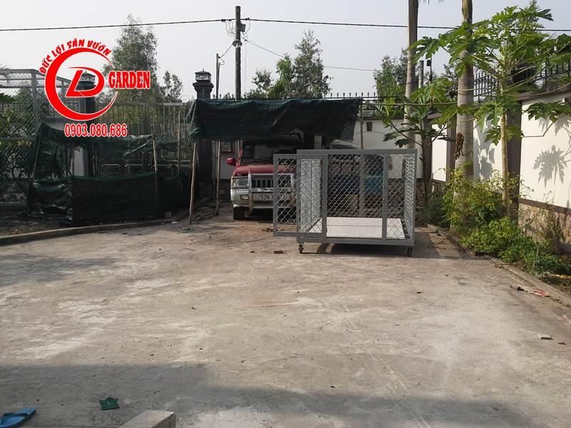 Công Trình Thi Công Sân Vuờn Cty Nam Thiên Long 3