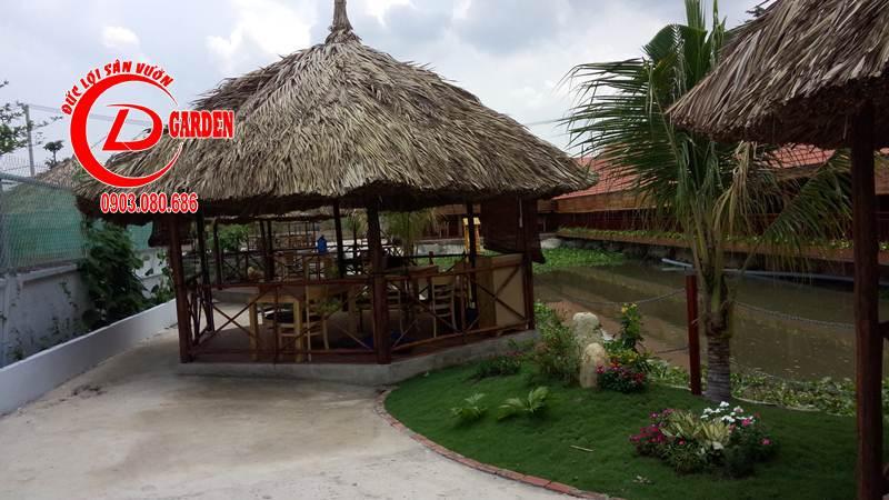 Công Trình Thi Công Quán Cafe Hội Ngộ 7
