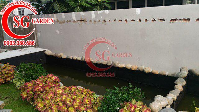 Hoàn Thành Sân Vườn Nhà Anh Sơn Quận 9 14