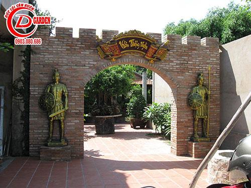 Công Trình Nhà Vườn Cầu Chợ Đệm 1