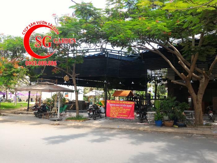Quán Lẩu Dê Đồng Hương 12