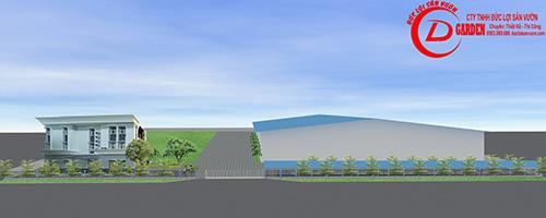 Công Trình Sân Vườn Trần Hiệp Thành 11
