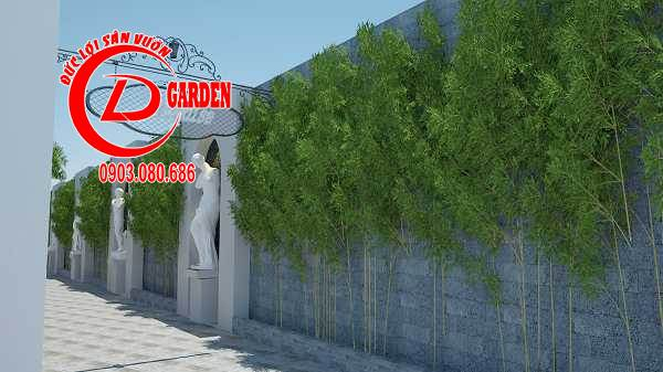 Công Trình Thi Công Quán Cafe Paradise 8