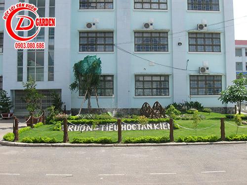 Công Trình Trường Tiểu Học Tân Kiên 19