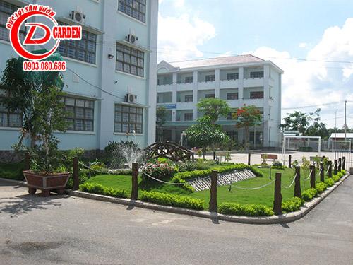 Công Trình Trường Tiểu Học Tân Kiên 20