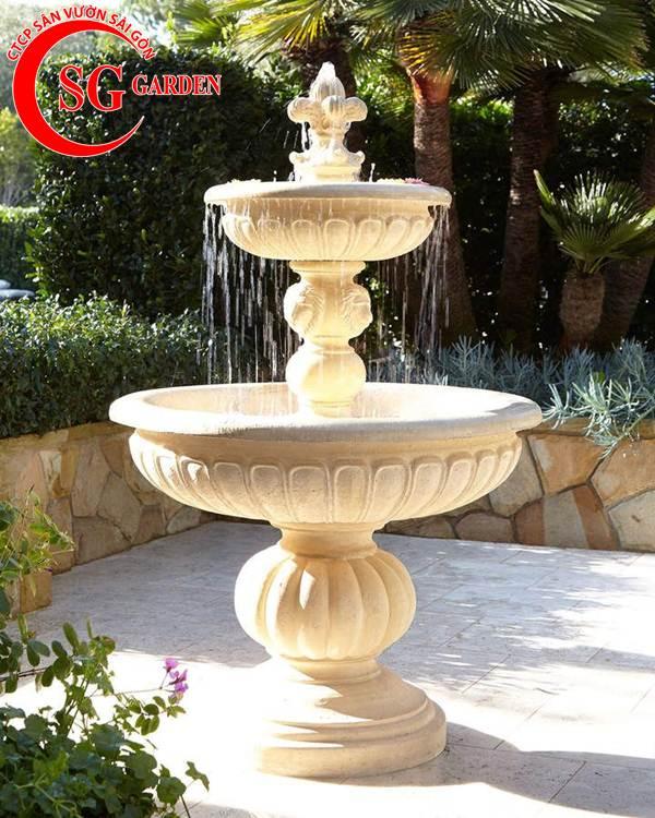 thiết kế thi công đài phun nước 16
