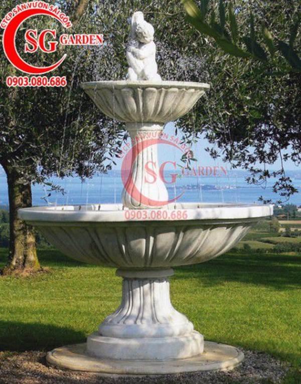 thiết kế thi công đài phun nước 22