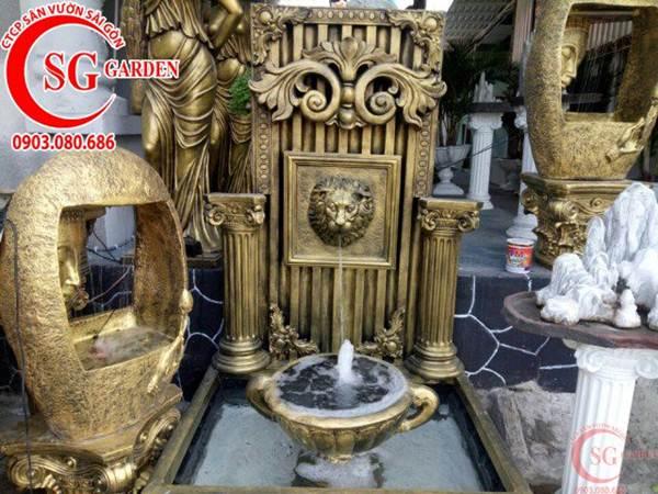 thiết kế thi công đài phun nước 8