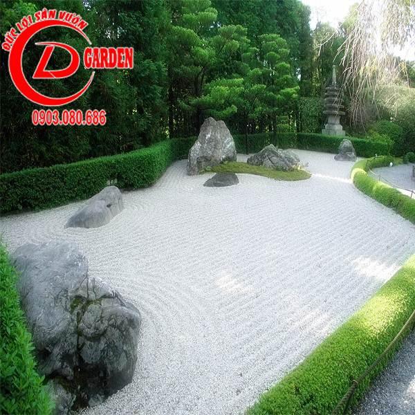 Sân Vườn Karesansui 3