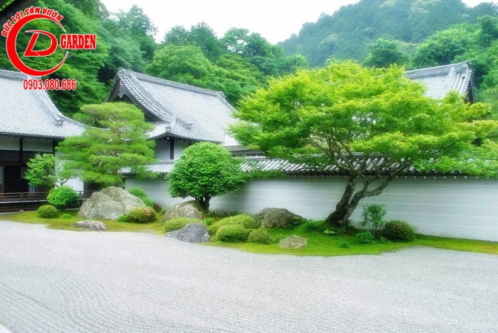 Sân Vườn Karesansui 4