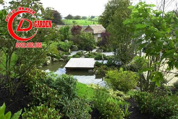 Sân Vườn Nhà Quê 4