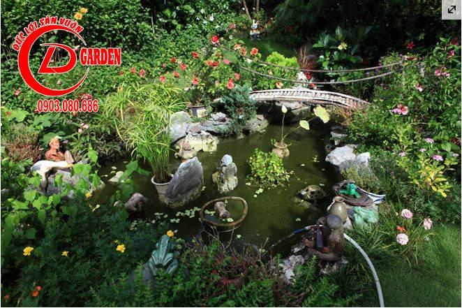 Sân Vườn Nhà Quê 3
