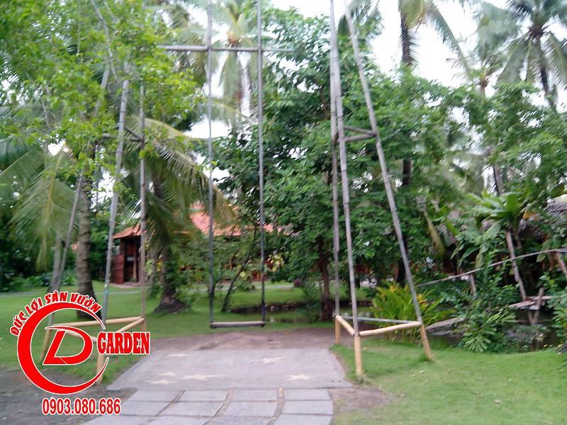 Sân Vườn Nhà Quê 1