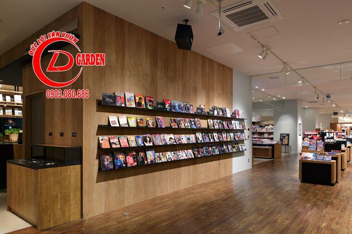 Thiết Kế Quán Cafe Sách Phong Cách Nhật Bản 11