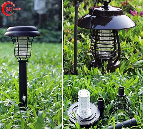 đèn diệt côn trùng ngoài trời 1