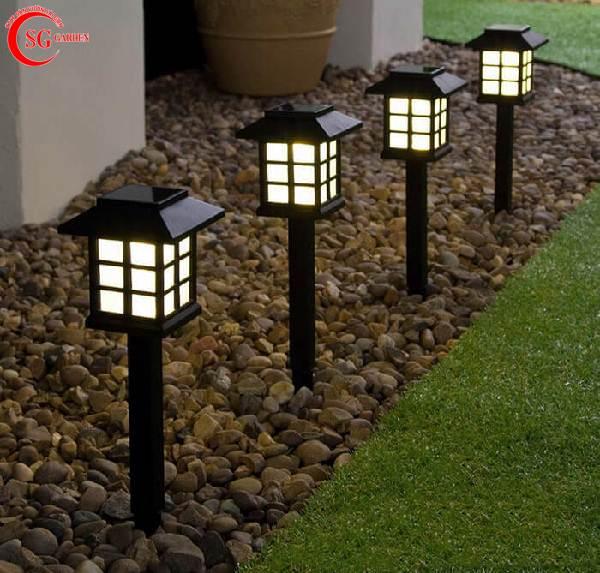đèn nấm sân vườn 3