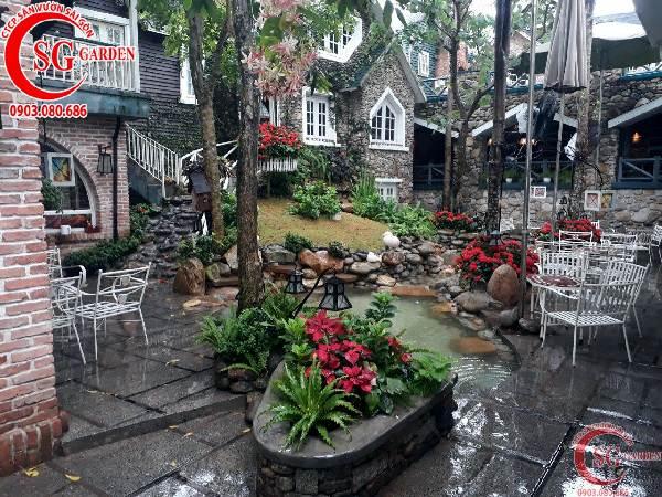 quán cafe hiện đại 2