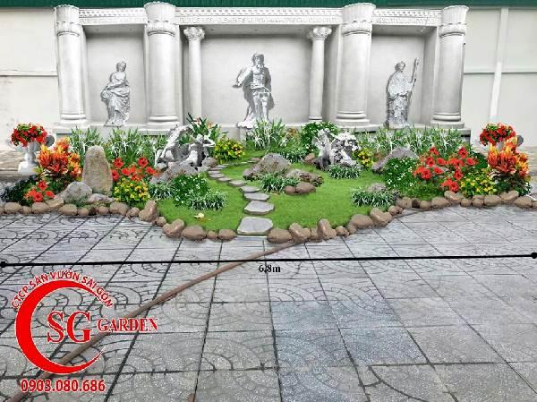 sân vườn châu âu 8