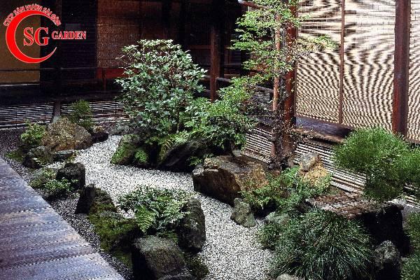 sân vườn nhỏ nhật bản 3