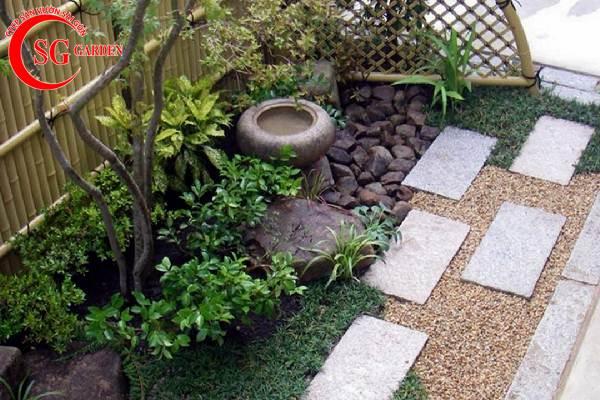 sân vườn nhỏ đẹp 10