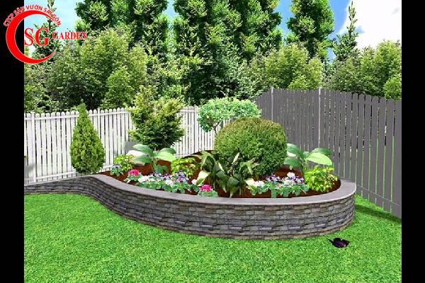 sân vườn nhỏ đẹp 12