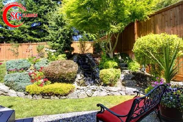 sân vườn nhỏ đẹp 14
