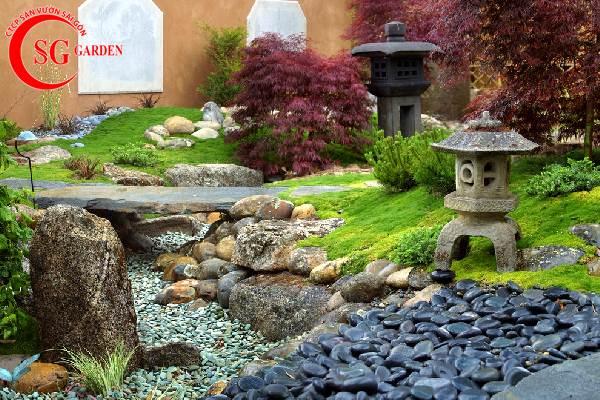 sân vườn nhỏ đẹp 2