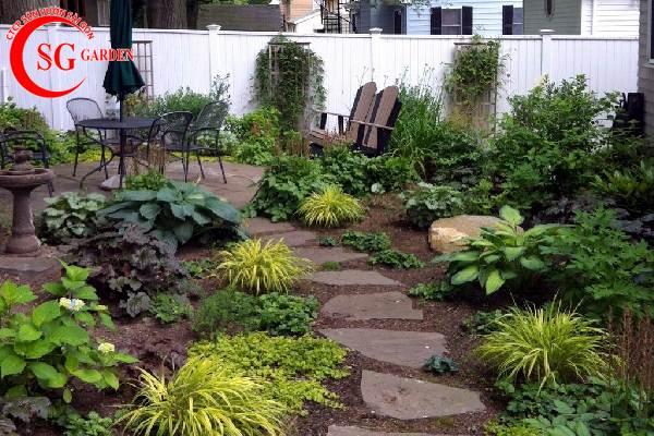 sân vườn nhỏ đẹp 4