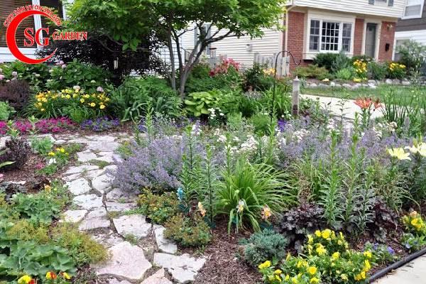 sân vườn nhỏ đẹp 6