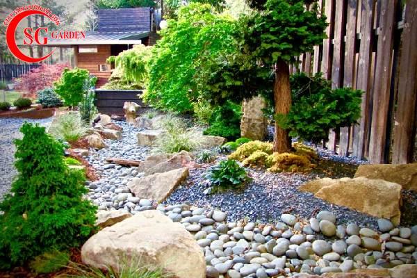 sân vườn nhỏ đẹp 7