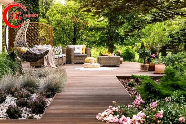 sân vườn nhỏ đẹp 8