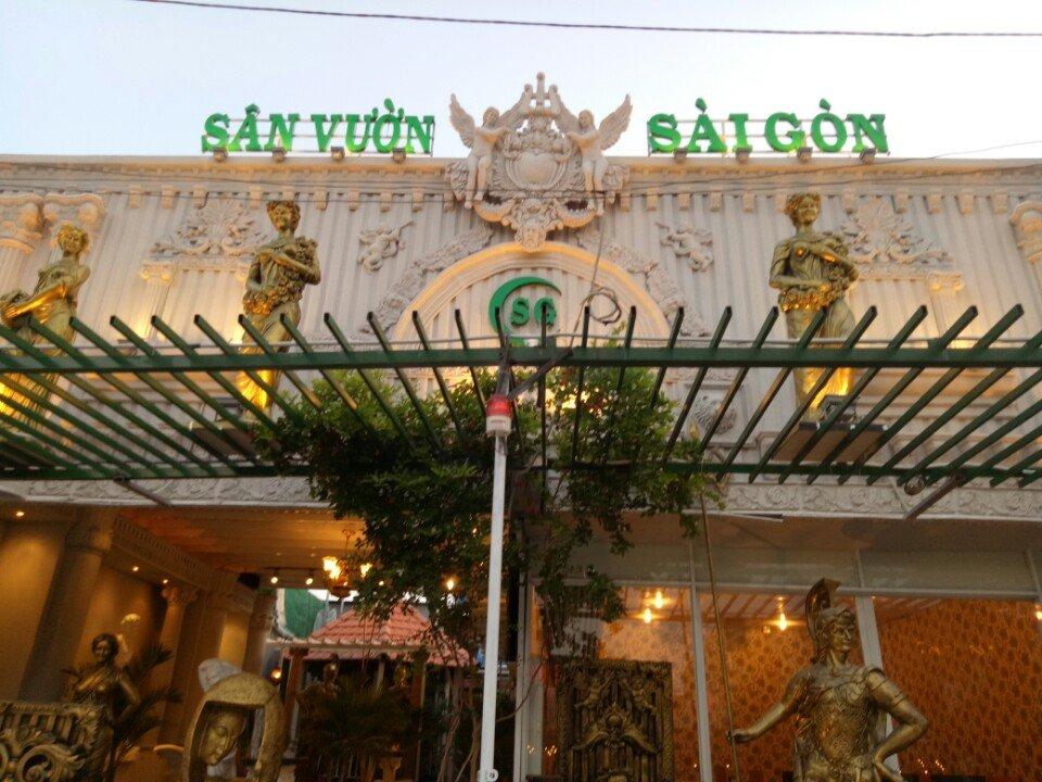 Văn Phòng Công Ty Săn Vườn Sài Gòn