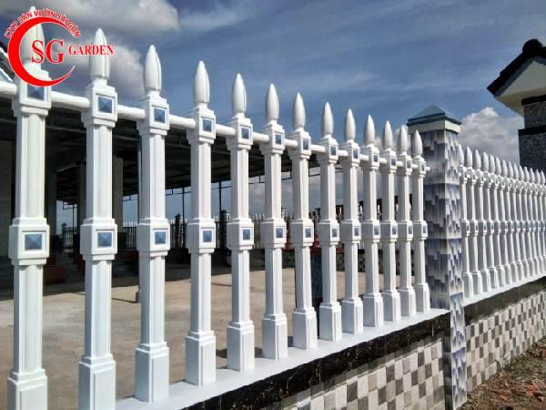 hàng rào mái thái