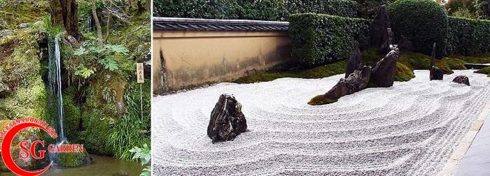 tiểu cảnh Nhật 10