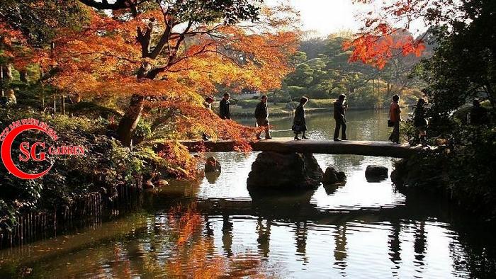tiểu cảnh Nhật 14