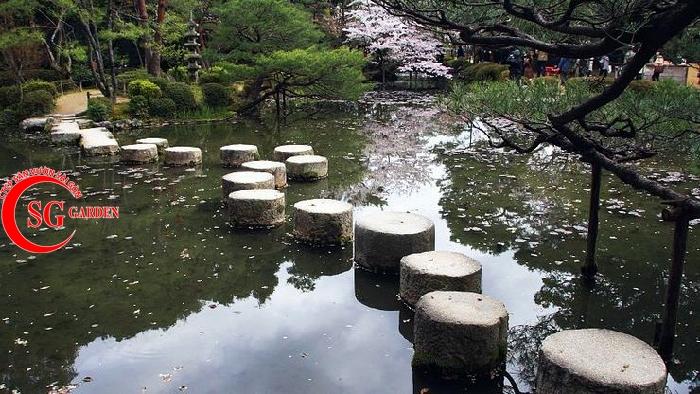 tiểu cảnh Nhật 31