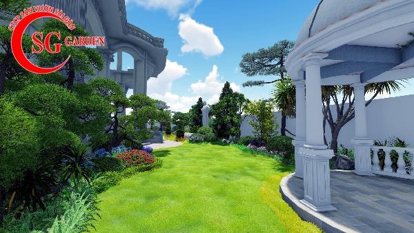 dịch vụ bão dưỡng và chăm sóc sân vườn 3