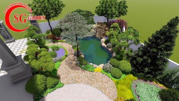 dịch vụ bão dưỡng và chăm sóc sân vườn 4